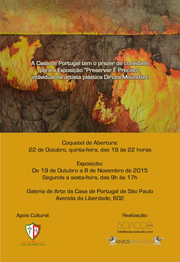 Convite Dircea